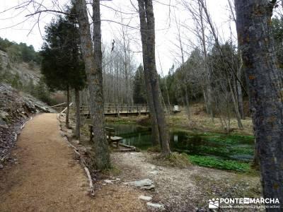 La Fuentona y el Sabinar de Calatañazor; consejos senderismo;equipo senderismo verano